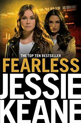 Fearless by Keane, Jessie Book The Cheap Fast Free Post