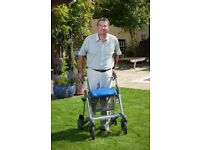 Access Active 4 Wheeled Walker Rollator