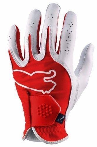 Men Red Golf Glove | eBay