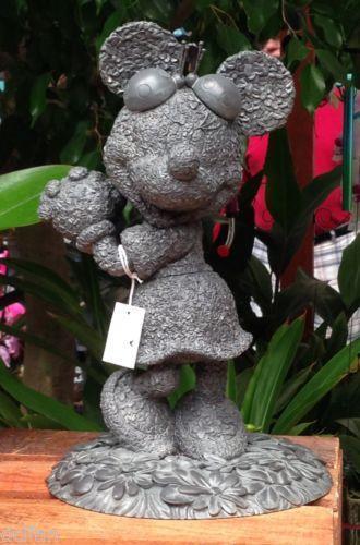 Mickey Mouse Garden Statue Ebay
