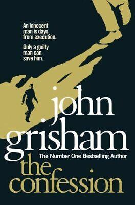 The Confession, Grisham, John, UsedVeryGood, Hardcover