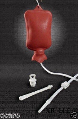 2 qt Hot Water Bottle Enema Bag / Colon Cleansing /  Combo D