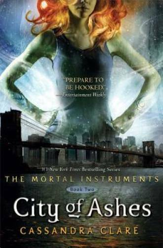 City of Ashes (The Mortal Instruments) - Hardcover - VERY GOOD