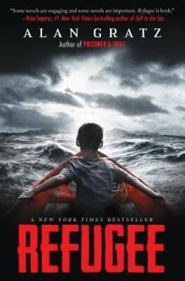 Refugee - Hardcover By Gratz, Alan - GOOD