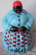 Black Americana Cookie Jar