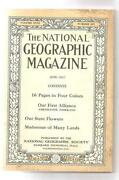 National Geographic 1917