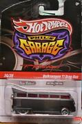 Hot Wheels Garage Drag Bus