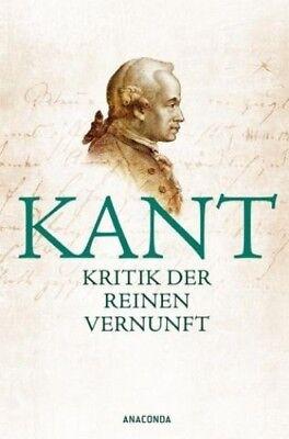 Kritik der reinen Vernunft von Immanuel Kant (Buch) NEU