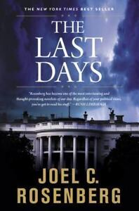 The Last Days  by Rosenberg, Joel C.