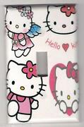 Hello Kitty Light Switch Cover