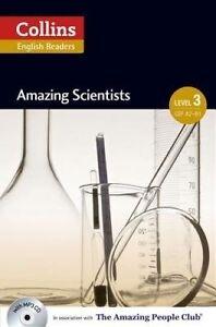 Amazing Scientists : B1, Anne Collins