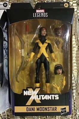 Marvel Legends Dani Moonstar New Mutants, For Ages 4+, In Box