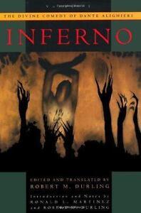 The Divine Comedy of Dante Alighieri: Volume 1: Inferno Divine Comedy of Dante