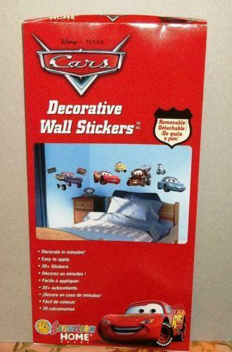 disney cars room decor ebay