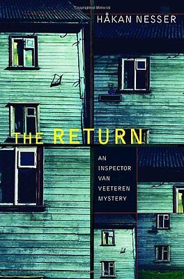 The Return: An Inspector Van Veeteren Mystery by Hakan Nesser
