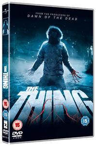 The Thing DVD (2012) Mary Elizabeth Winstead