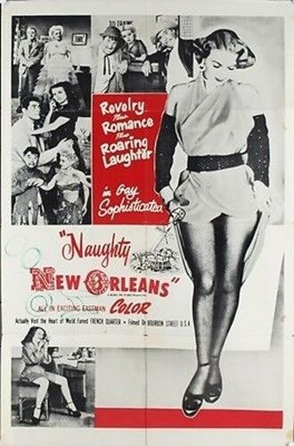 NAUGHTY NEW ORLEANS (1954) 10635