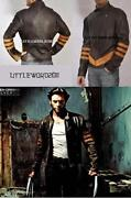 Mens Leather Jacket 42