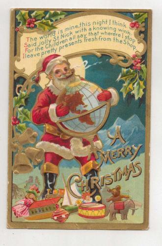 German erotic christmas cards