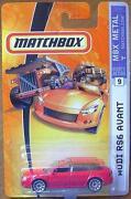 Matchbox Audi