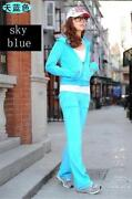 New Womens Velour Tracksuits