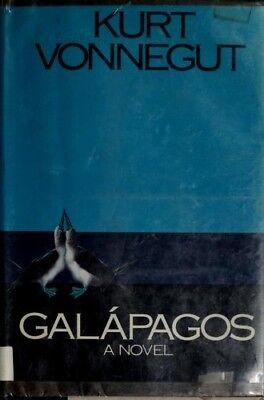 Galapagos   Nodust  By Kurt Vonnegut