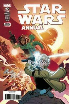 STAR WARS ANNUAL #4 - MARVEL