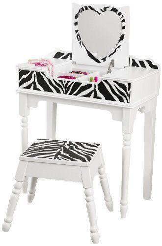 Kids Vanity Table Ebay