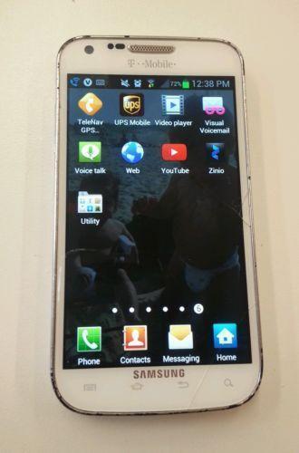 Samsung Galaxy s II SGH-T989 Titanium : eBay