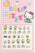 Hello Kitty Nail Tips