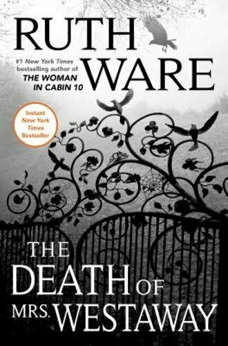 The Death Of Mrs. Westaway By Ruth Ware: Used