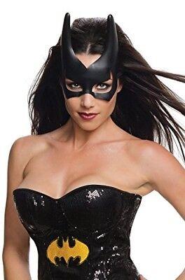 DC Comics Superhero Batgirl Costume Mask Adult Teen](Teen Batgirl Costume)