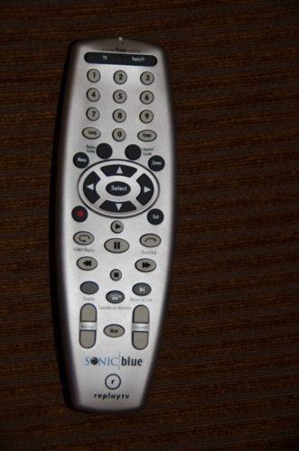 replay tv remote ebay. Black Bedroom Furniture Sets. Home Design Ideas