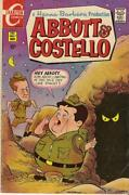 Abbott and Costello Comic