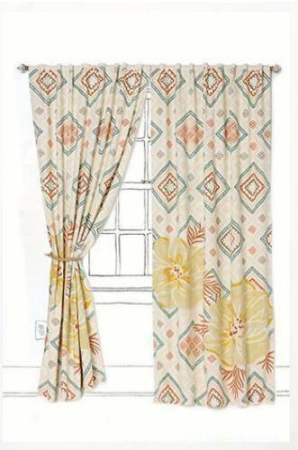 Trellis Curtains Ebay