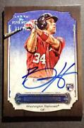 2012 Topps Five Star Auto