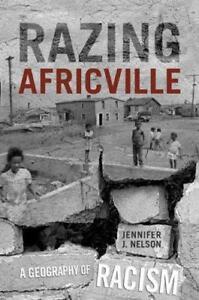 Razing Africville by Jennifer J. Nelson