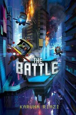 The Battle by Karuna Riazi (author) #13031