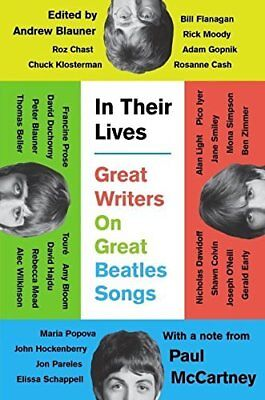Great Writers - In Their Lives: Great Writers on Great Beatles Songs