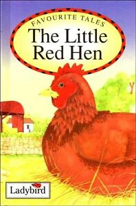Little Red Hen (Ladybird Favourite Tales),Ronne Randall, Stephen Homes