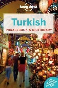 Lonely Planet Turkish Phrasebook and Dictionary, Lonely Planet