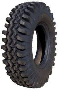New Tire N78 15 Buckshot Wide Mudder Grip Spur 31 9.50 Mud Bogger N78X15C