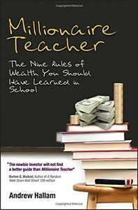 WANTED: Millionaire Teacher Book