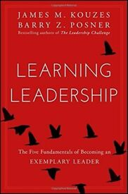 NEW Learning Leadership: The Five Fundamentals of Becoming an Exemplary Leader UK
