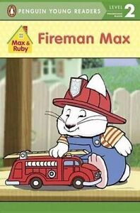 Fireman Max by Wells, Rosemary 9780448489278 -Paperback