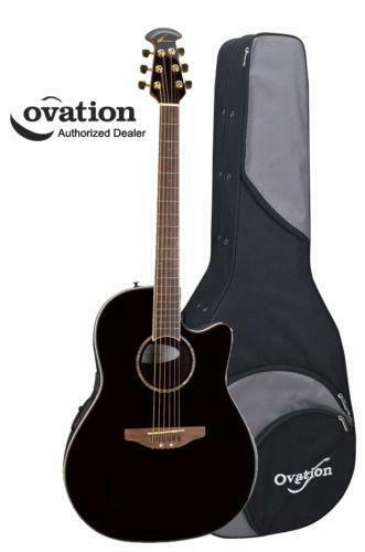 ovation cc28 acoustic electric ebay