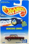 Hot Wheels 380 Sel
