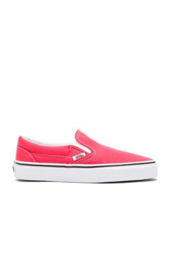 V an s Classic Slip-On Checkerboard haze Schuhe Canvas Sneaker Herren Damen