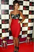 Towie Style Dress