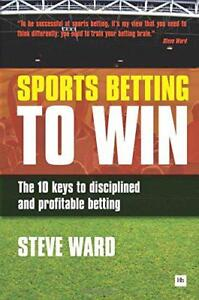Sports Betting to Win by Steve Ward | Paperback Book | 9780857190390 | NEW